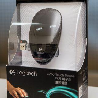 Logitech Touch Mouse M600 觸控滑鼠使用分享 @3C 達人廖阿輝