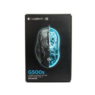 Logitech 雷射遊戲滑鼠 G500s @3C 達人廖阿輝