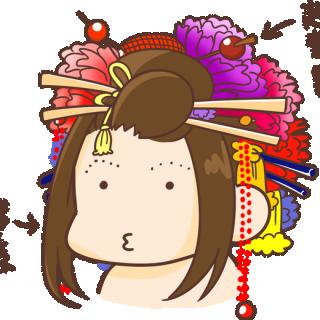 [花魁拍照體驗] 每個去京都的女孩兒都該體驗一下的「心-花雫」 @3C 達人廖阿輝