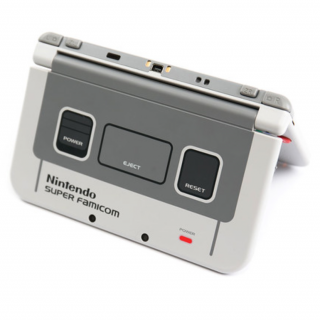 N3DS LL 超任限定版開箱!(New 3DS LL Super Famicom Edition) @3C 達人廖阿輝