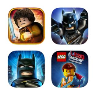 多款高評價 LEGO 樂高手遊 2 折特價中!只要 30 元~ (iOS & Android 都有) @3C 達人廖阿輝