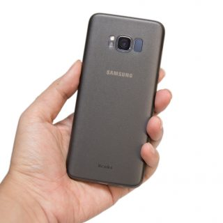 Galaxy S8/S8+ 找保護?羽毛搬輕薄的『Benks Lollipop』超薄裸機感手機保護殼 @3C 達人廖阿輝