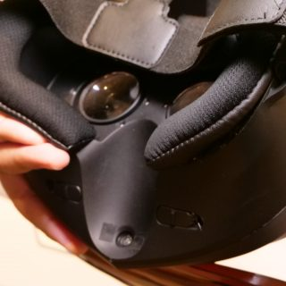 [VIVE X] 唐鳳一定喜歡!Broken Colors 低成本的 VR 五官追蹤系統 @3C 達人廖阿輝