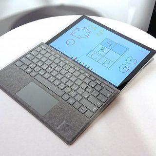 售價 25,888 元起,全新 Surface Pro 正式在台灣發表 @3C 達人廖阿輝