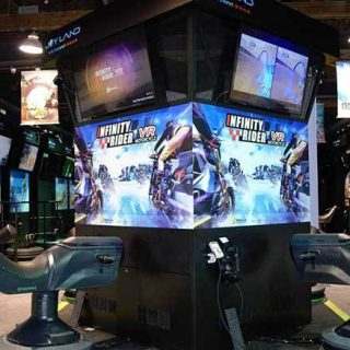JoyLand VR 遊樂區旗艦店 7/1 華山登場!七月起全台陸續展店 @3C 達人廖阿輝