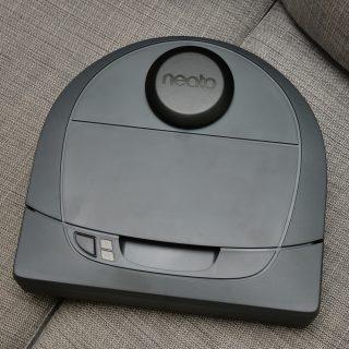 雷射導航才是王道!Neato Botvac D3 Wi-Fi 雷射掃描掃地機器人吸塵器 @3C 達人廖阿輝