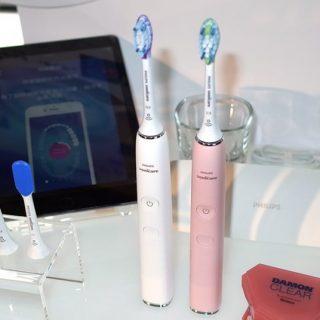 支援口腔盲區偵測,Philips 發表 Sonicare 鑽石靚白智能音波震動牙刷 @3C 達人廖阿輝