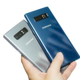 港版 Note 8 開箱常見問題 – 台灣電信頻段 / CA / Samsung Pay 實測 @3C 達人廖阿輝