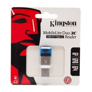 實測金士頓 Kingston MobileLite Duo 3C 迷你雙介面讀卡機 @3C 達人廖阿輝