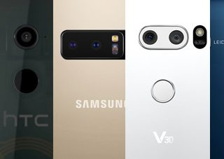 旗艦機拍照實測 LG V30+ / 華為 Mate 10 Pro 加入對照 (V30/U11+/Note8/Mate10/iPhone X – Camera Comparison) @3C 達人廖阿輝
