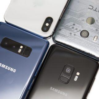 Galaxy S9/S9+ 相機是否更強?2018 最強相機旗艦 PK (1) (S9/Note8/U11+/iPhone X – Camera Comparison) @3C 達人廖阿輝