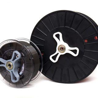3D 列印快速更換線捲軸固定器 Quick Change Spool Holder @3C 達人廖阿輝
