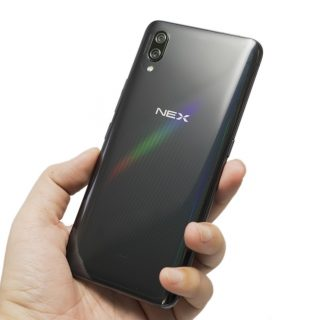 真全螢幕手機來了!台版 vivo NEX 性能與電力續航實測電力性能速報! @3C 達人廖阿輝