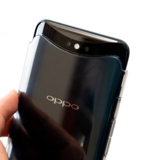 Oppo Find X 伸縮結構可以用保護殼嗎?Oppo 原廠保護殼分享 @3C 達人廖阿輝