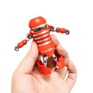 變形機器人就是浪漫!好微笑聯名出品 TENGA 機器人 開箱!沒有試用 @3C 達人廖阿輝