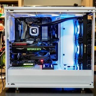 阿輝桌機升級啦!性能實測 intel i9-9900k 最新處理器 / 華擎 ASROCK Z390 TAICHI 主機板 / 金士頓 RGB 記憶體 / 圓剛 Live Gamer 4K60P 擷取卡(持續更新) @3C 達人廖阿輝
