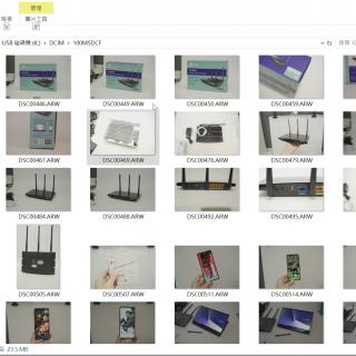 在 Windows 下顯示 Sony 相機 RAW 檔方法 (A7III 測試) @3C 達人廖阿輝