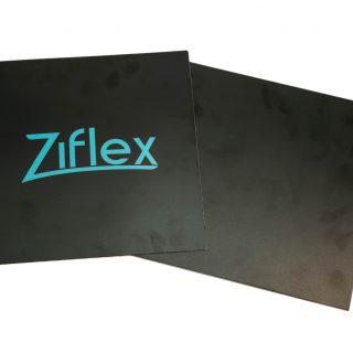 Ziflex 磁性列印底板 &淘寶無牌版本比較分享 (磁性底板貼膜熱床防翹邊打印貼紙) @3C 達人廖阿輝