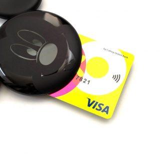 米奇 90 週年限定款 – InfoThink 米奇系列 ATM 晶片讀卡機開箱 @3C 達人廖阿輝