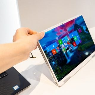 不斷創新與突破!Dell 全新 XPS 系列與多款筆電、Alienware 輕薄電競筆電動手玩 @3C 達人廖阿輝