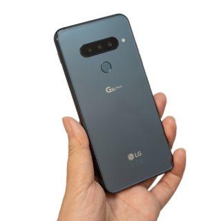 LG G8s 性能電力速報 @3C 達人廖阿輝