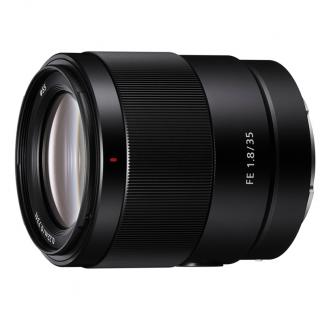 Sony FE 35mm F1.8 大光圈定焦鏡頭 輕巧全能上市 @3C 達人廖阿輝