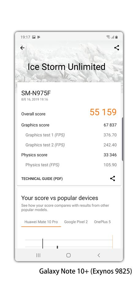 這次高通獵戶座誰強?三星 Note 10+ 雙處理器版本實測分享 (S855 vs Exynos 9825) @3C 達人廖阿輝