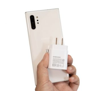 (實測)Note 10+ 快充實測!市面上 PD 60W 充電器可以啟動 45W 快充嗎?副廠充電器相容性測試持續更新 @3C 達人廖阿輝