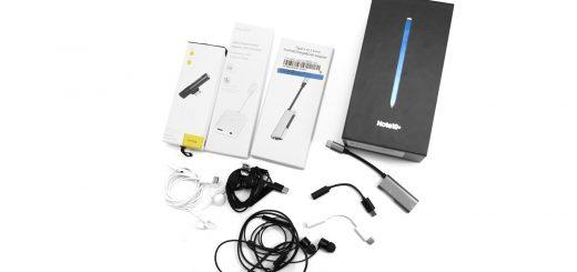 三星 Galaxy Note 10 / Note 10+ 耳機轉接線相容性測試 (USB C 轉 3.5mm / 雙 USB C / USB 耳機) @3C 達人廖阿輝