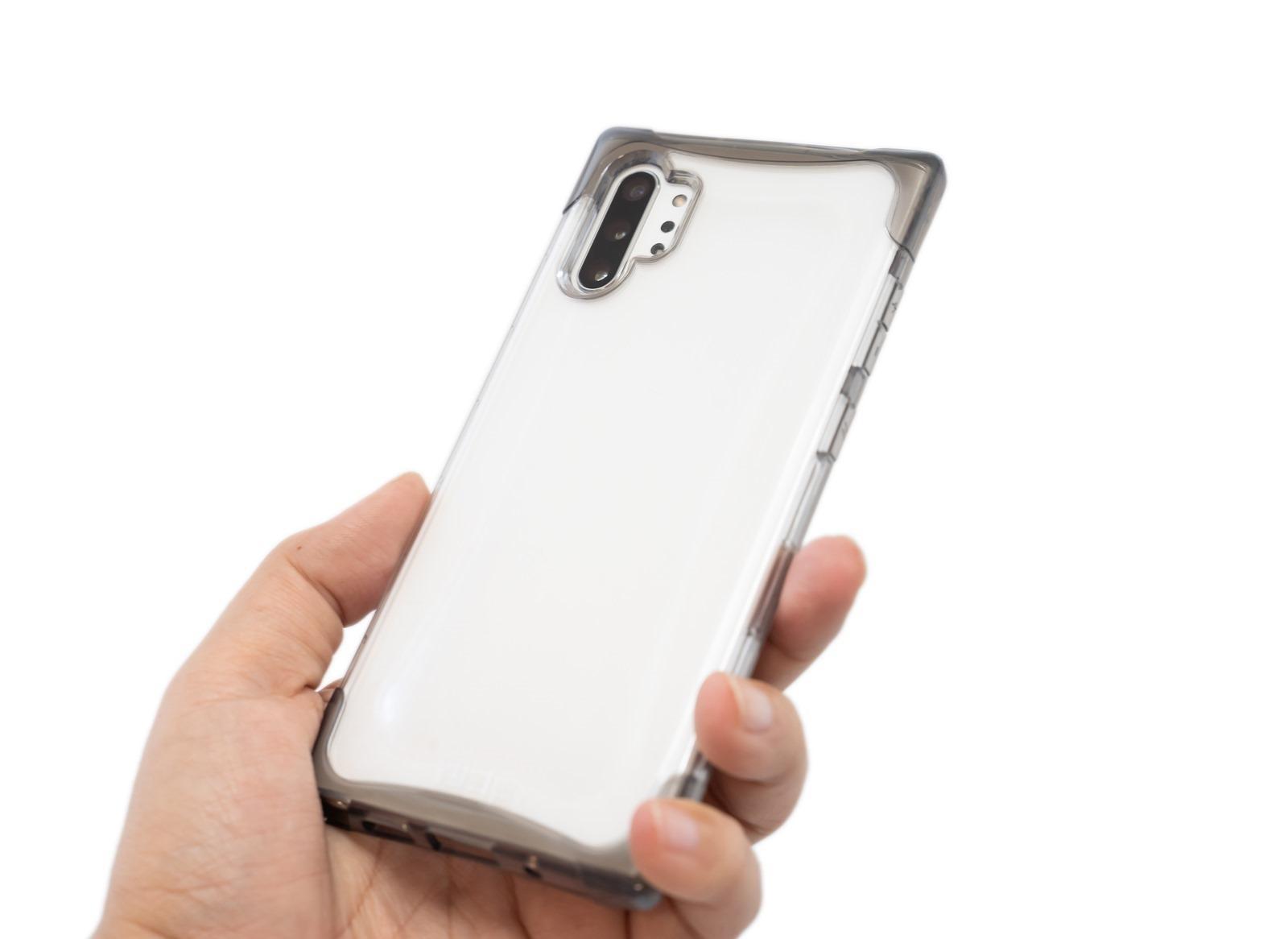 幫 Galaxy Note 10/10+ 找保護殼?UAG 耐衝擊全透保護殼 / 頂級版耐衝擊保護殼 入手開箱分享 @3C 達人廖阿輝