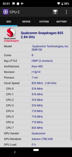 Pro IGZO 頂級螢幕 + S855 日系旗艦新機 Sharp AQUOS R3 性能電力速報 @3C 達人廖阿輝