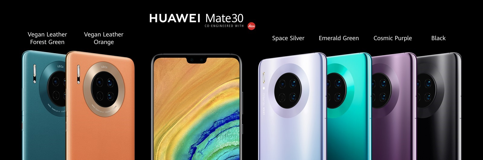 HUAWEI Mate 30 系列全球發佈:手握超級智慧,重構手機想像 @3C 達人廖阿輝