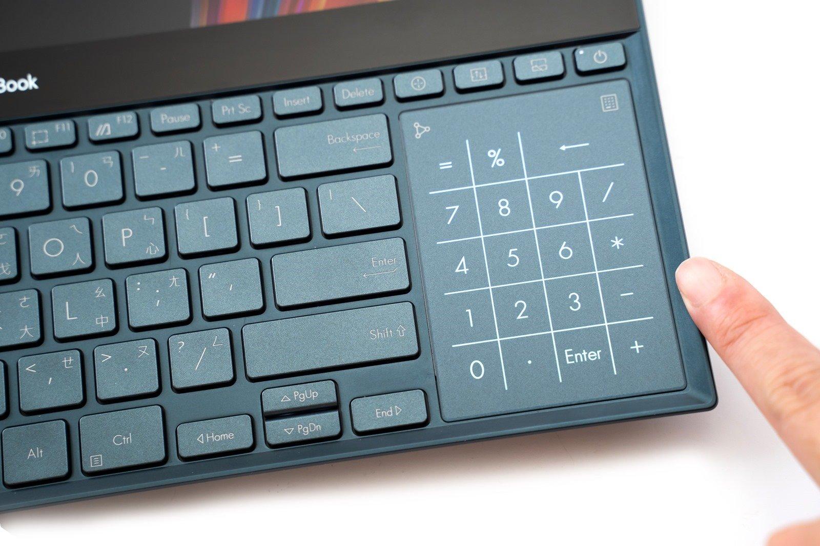 美.力 雙螢 創意無界 ZenBook Pro Duo(UX581)最強內容創作者筆電!顛峰性能與創新黑科技的結合! @3C 達人廖阿輝