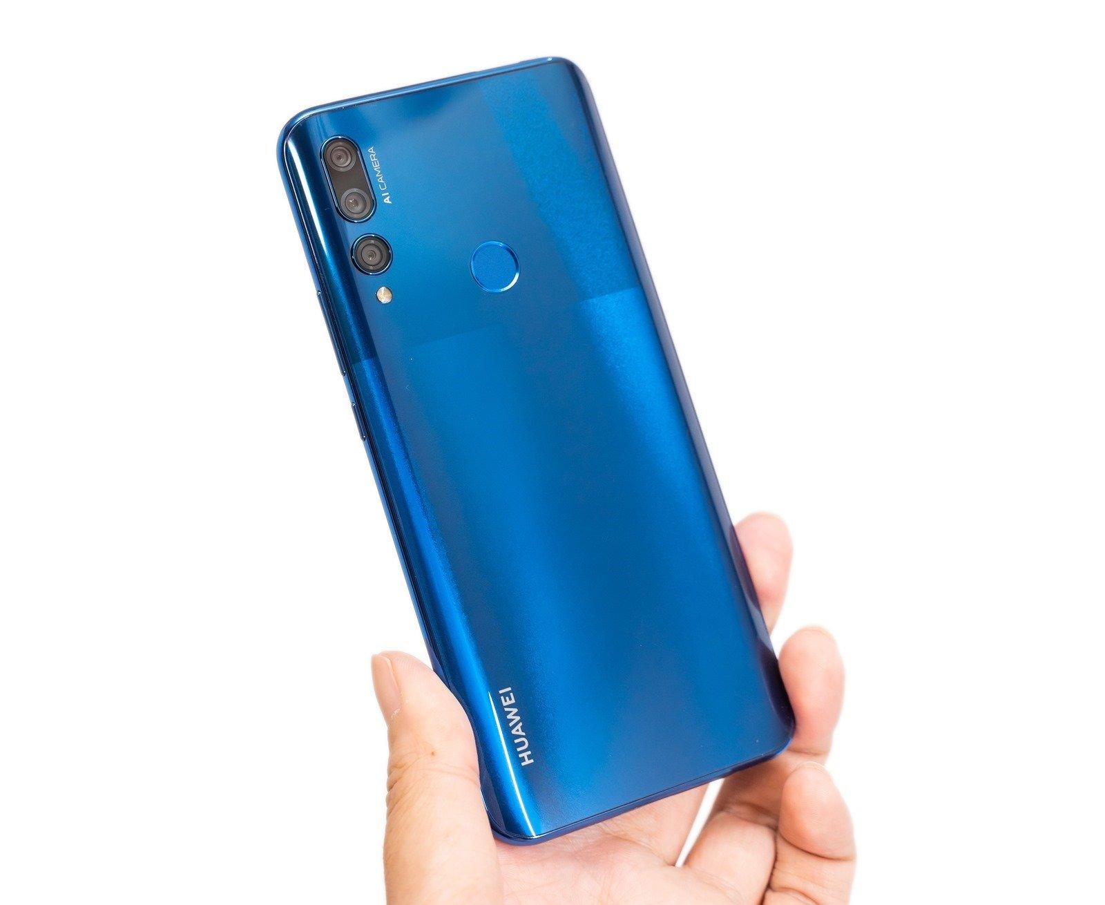 好拍好看又好用 HUAWEI Y9 Prime 2019 可以輕鬆入手的全螢幕手機! @3C 達人廖阿輝