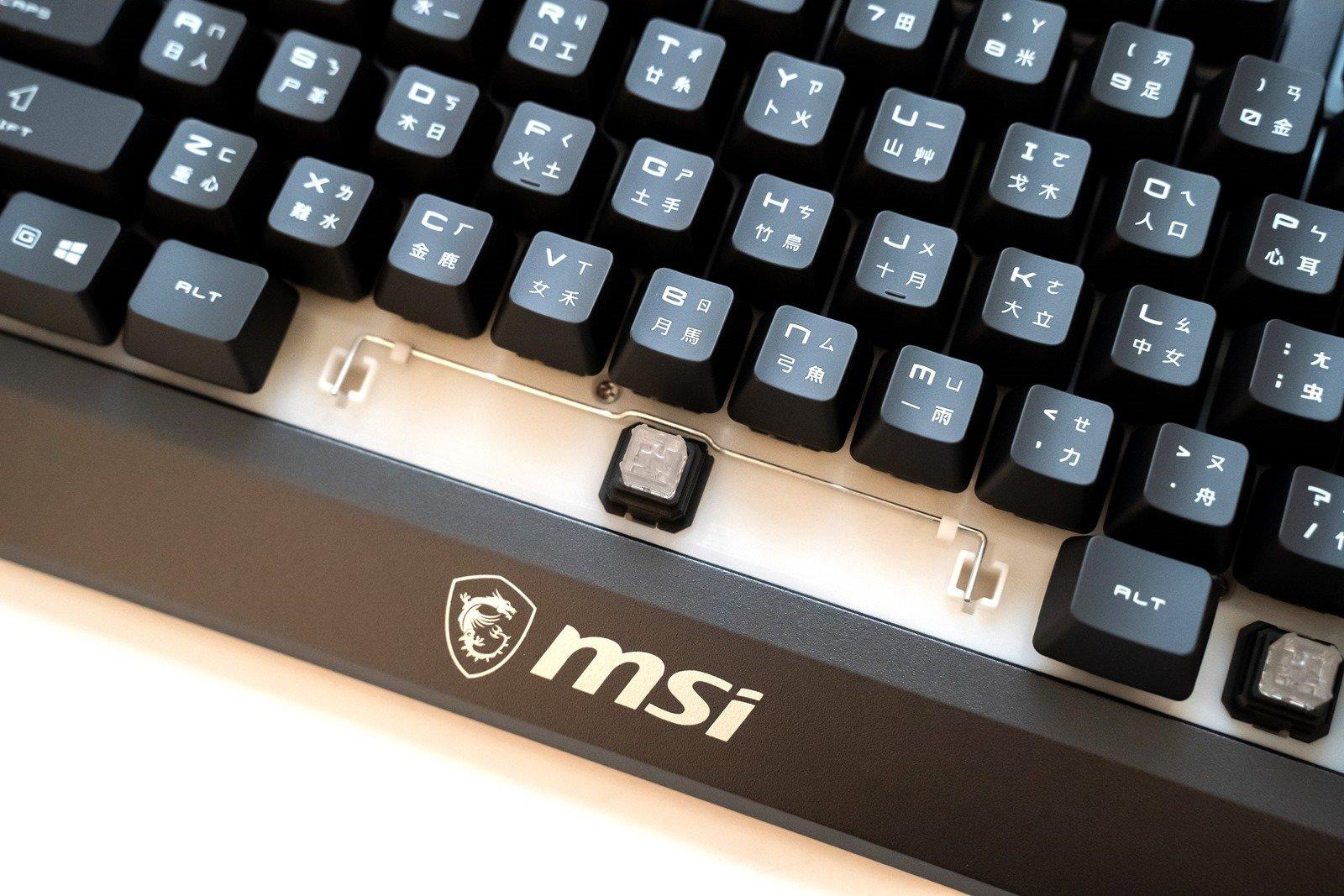 電競週邊一起看!微星 GK30 電競鍵盤 / GM11 電競滑鼠 / GH30 電競耳機 @3C 達人廖阿輝