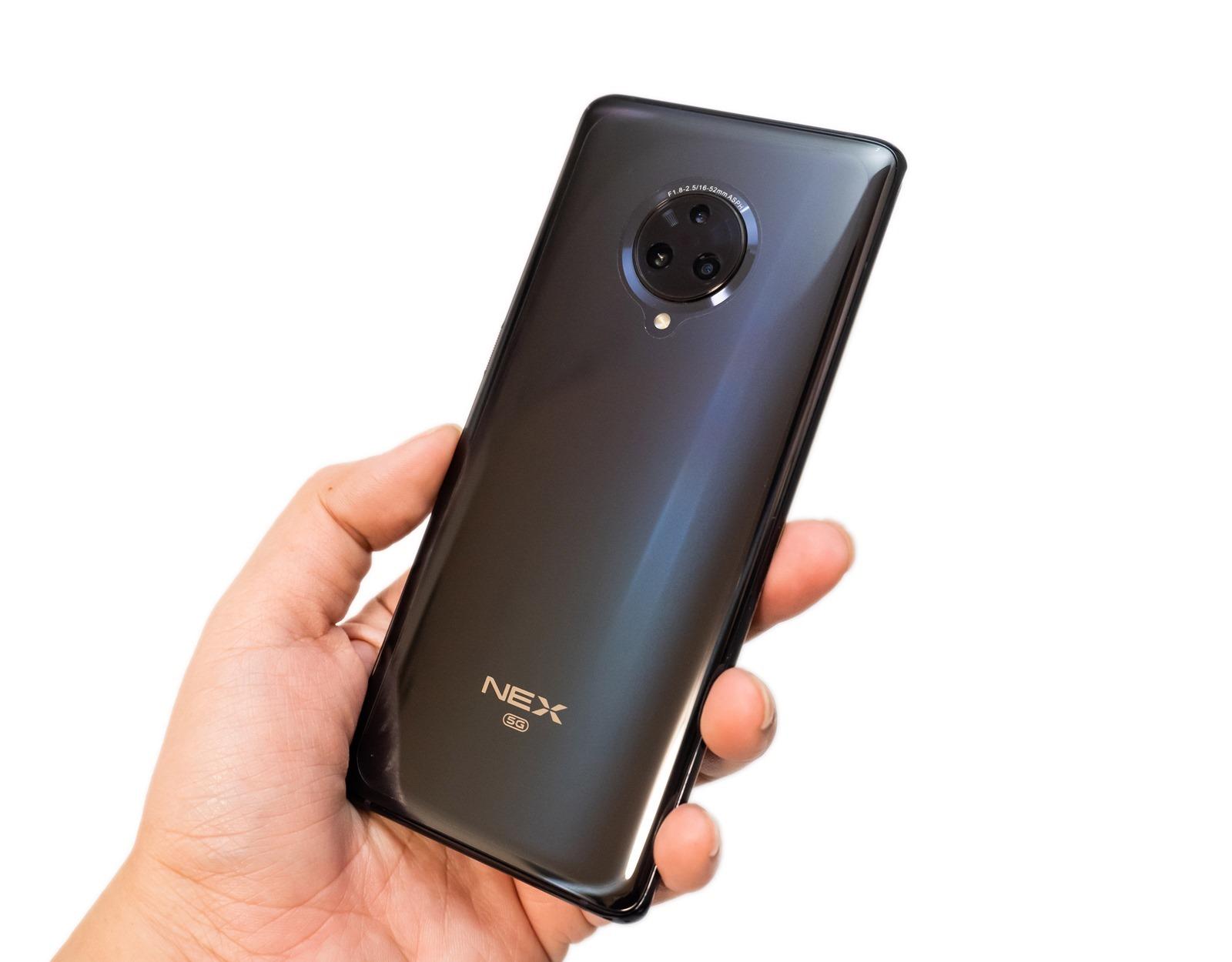 瀑布屏手機來了!vivo NEX3 5G 實拍分享 / 規格 / 性能電力測試,還有 6400 萬 GW1 時拍照 @3C 達人廖阿輝