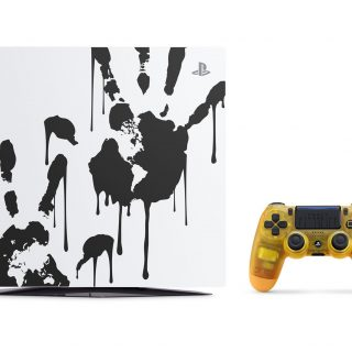 PS4 Pro 死亡擱淺特仕機『DEATH STRANDING Limited Edition』將於 11 月 8 日限量發售! @3C 達人廖阿輝