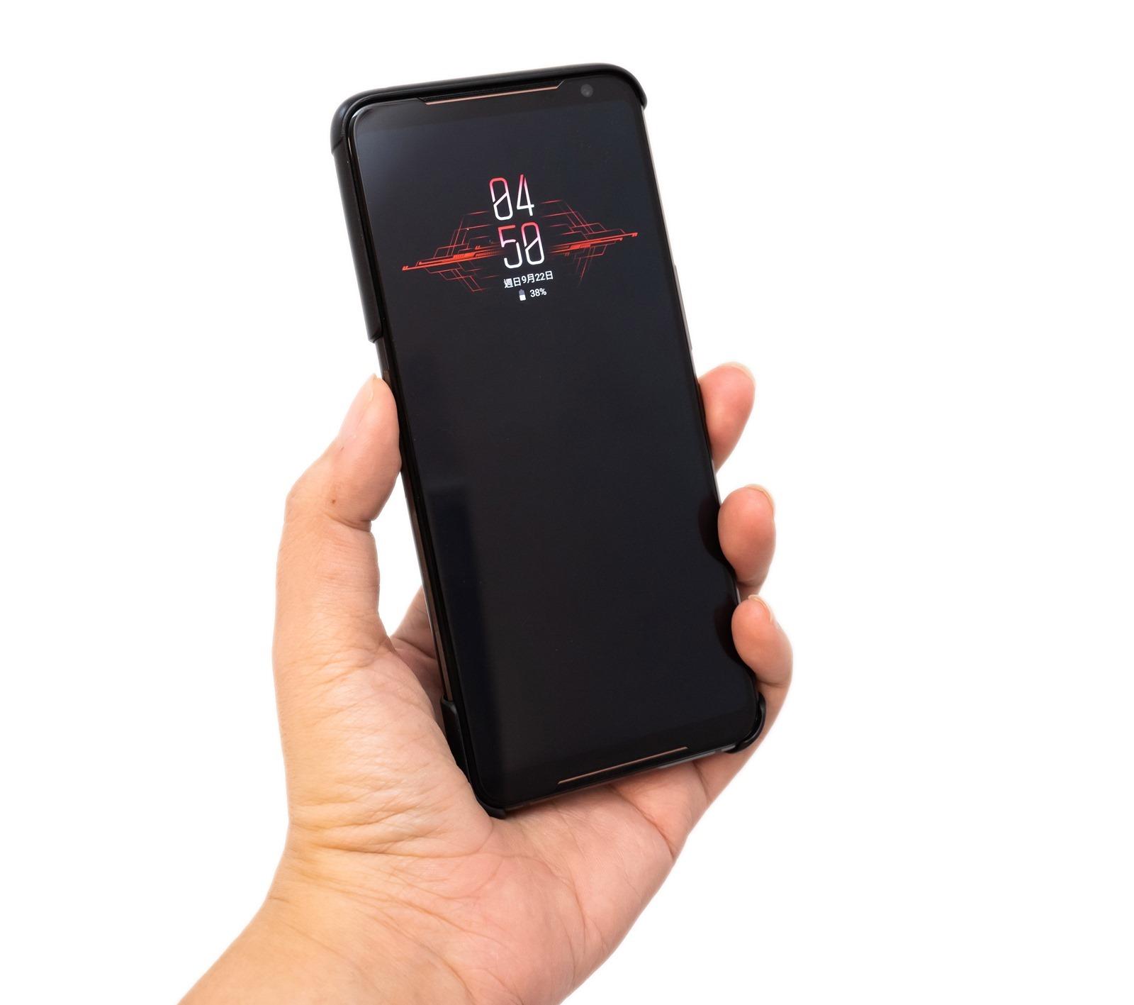 最強遊戲手機就是 ROG Phone II!(1) 手機開箱!S855+處理器+6000mAh 頂天性能電力怪獸!120Hz 螢幕滿滿電競元素 @3C 達人廖阿輝
