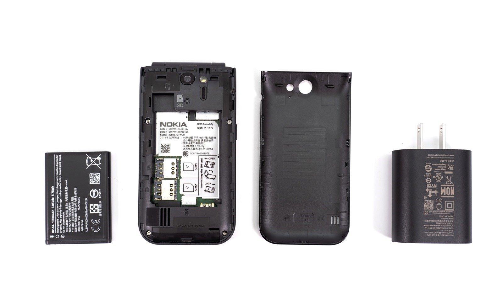 這一次復刻經典折疊機!Nokia 2720 Flip 折疊功能機開箱分享! @3C 達人廖阿輝