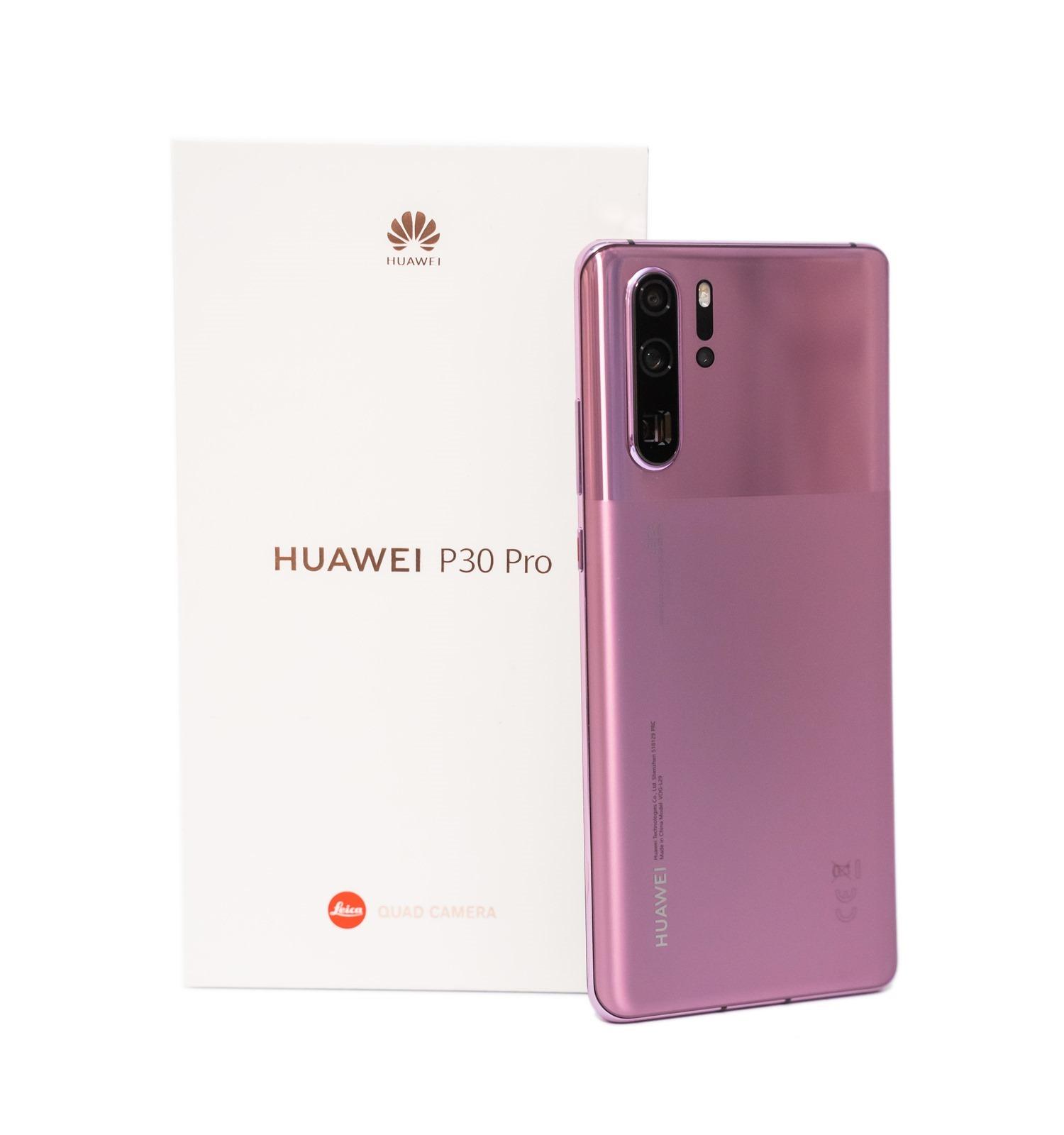 華為 P30 Pro 新色『嫣紫色』開箱!同場加映自拍也支援夜景模式了! @3C 達人廖阿輝