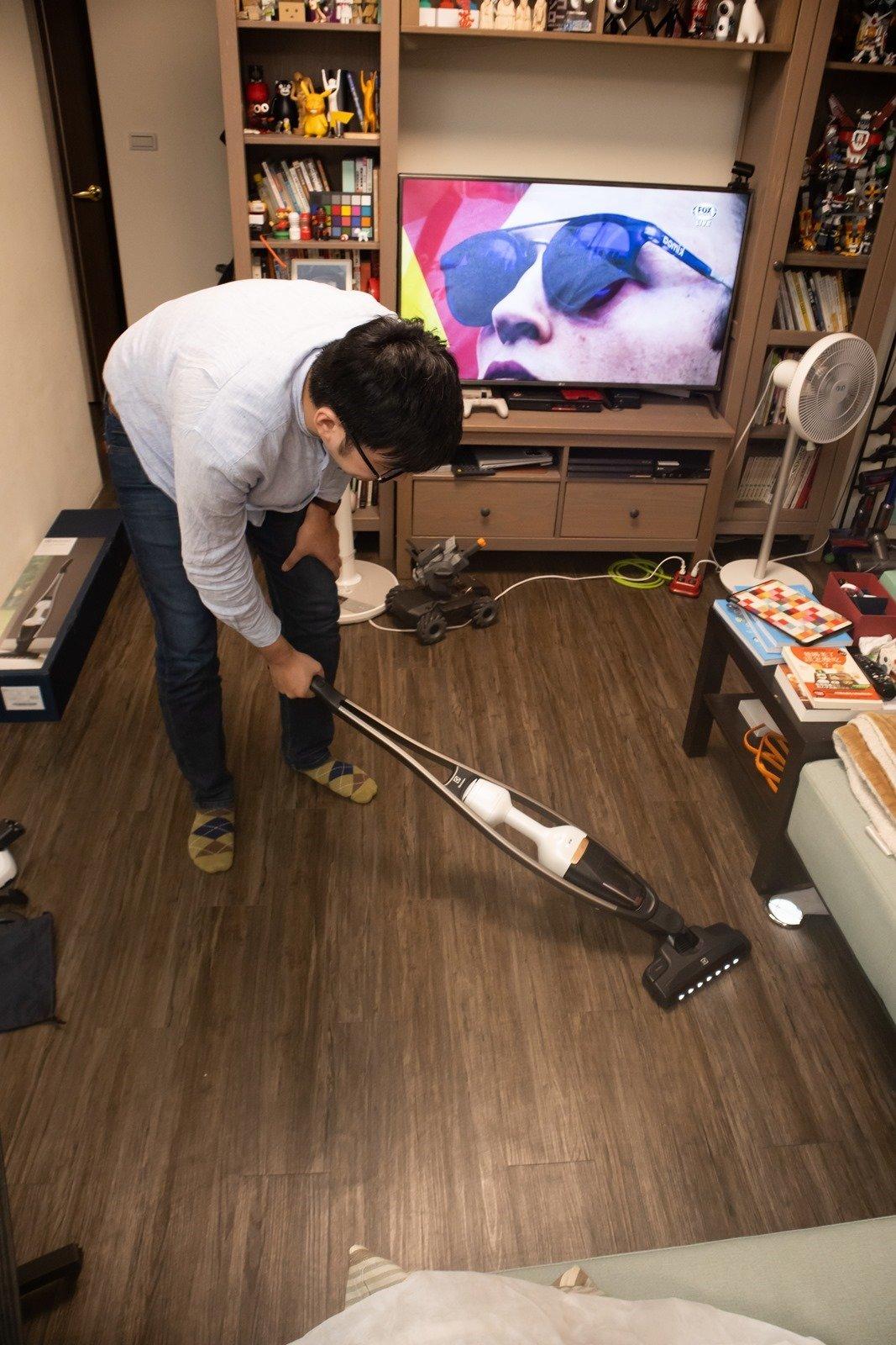 打掃也可以安靜強效! Electrolux 伊萊克斯 PURE Q9 強效靜頻吸塵器讓你想吸就吸 @3C 達人廖阿輝