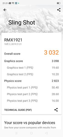 繼續越級挑戰! realme XT 性能電力速報 / 遊戲性能實測 @3C 達人廖阿輝