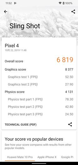 Pixel 4 性能電力實測,大隻小隻都測試讓你更好選 @3C 達人廖阿輝