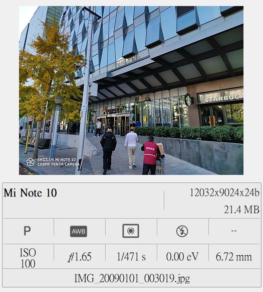 台灣也快來了!一億像素五鏡頭的小米 Note 10 實拍分享 @3C 達人廖阿輝