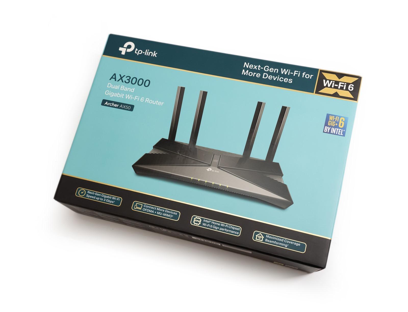 Wi-Fi6 / 802.11ax 也能平價升級!Archer AX50 開箱介紹分 + 實測 @3C 達人廖阿輝