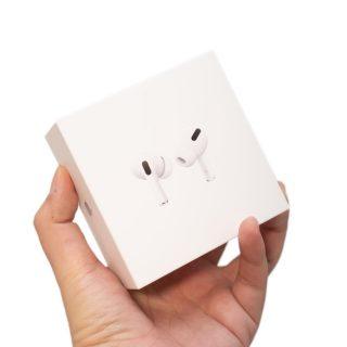 新耳機來了!蘋果 AirPods Pro 降噪真無線耳機 (1) 開箱分享 + 快速心得 + 常見問答 @3C 達人廖阿輝