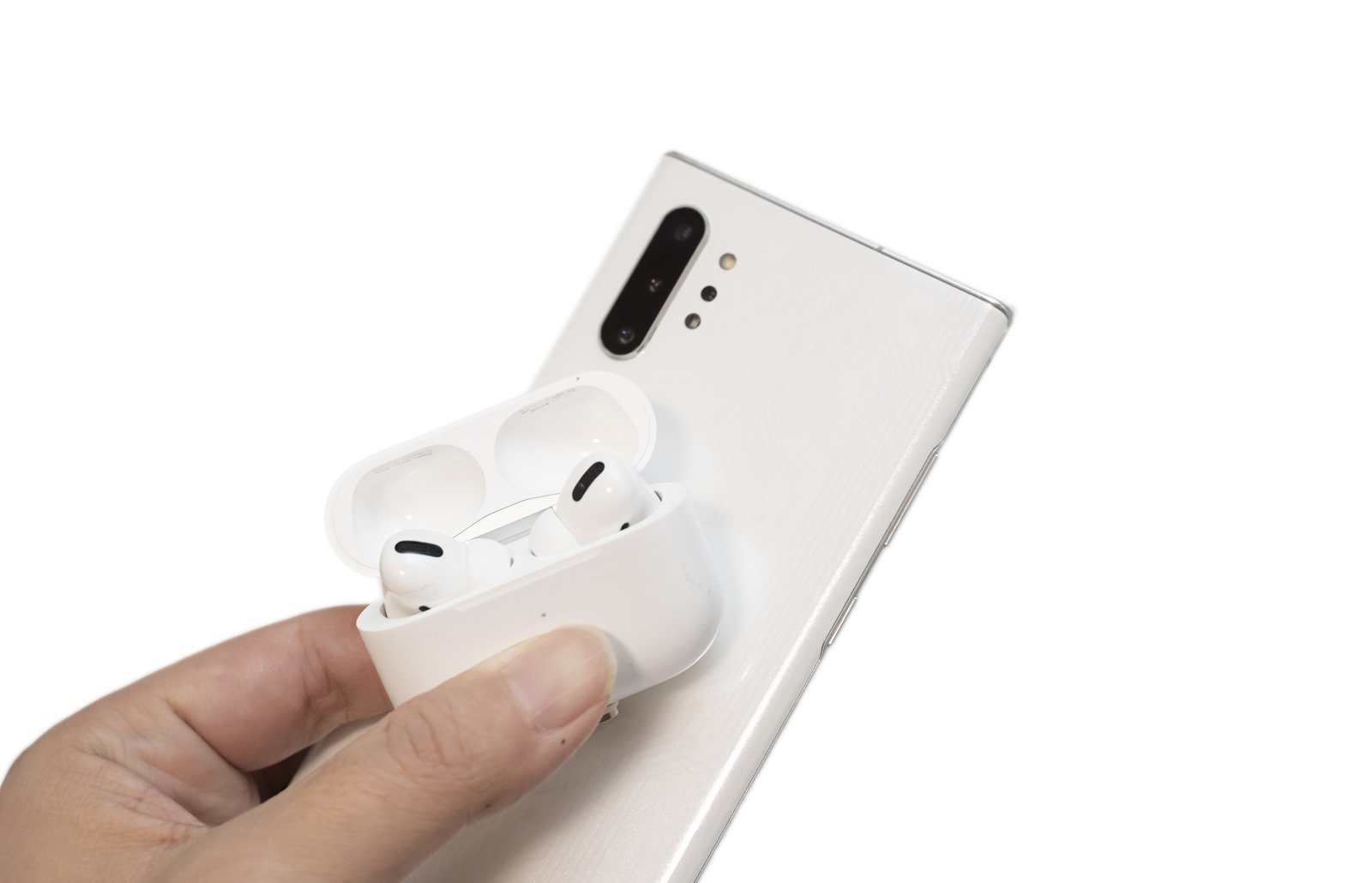 AirPods Pro 能不能配 Android 手機?實測結果報告! @3C 達人廖阿輝
