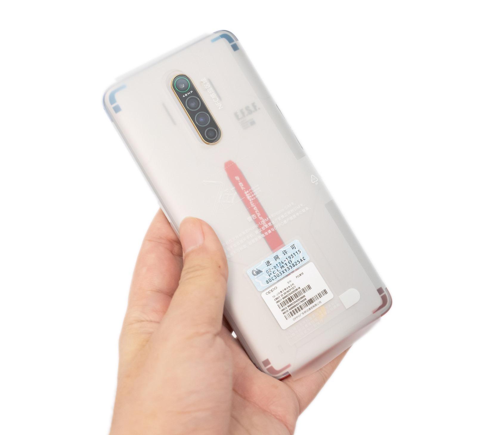 這台手機就是帥氣!OPPO Reno ACE 剛彈聯名版開箱 / 性能電力實測 / 快充測試 / Google 安裝 @3C 達人廖阿輝