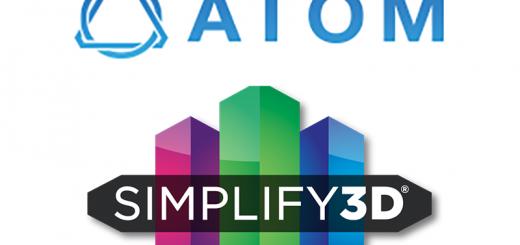 ATOM 3 / ATOM 3 Lite 用的 Simplify3D 設定檔 @3C 達人廖阿輝