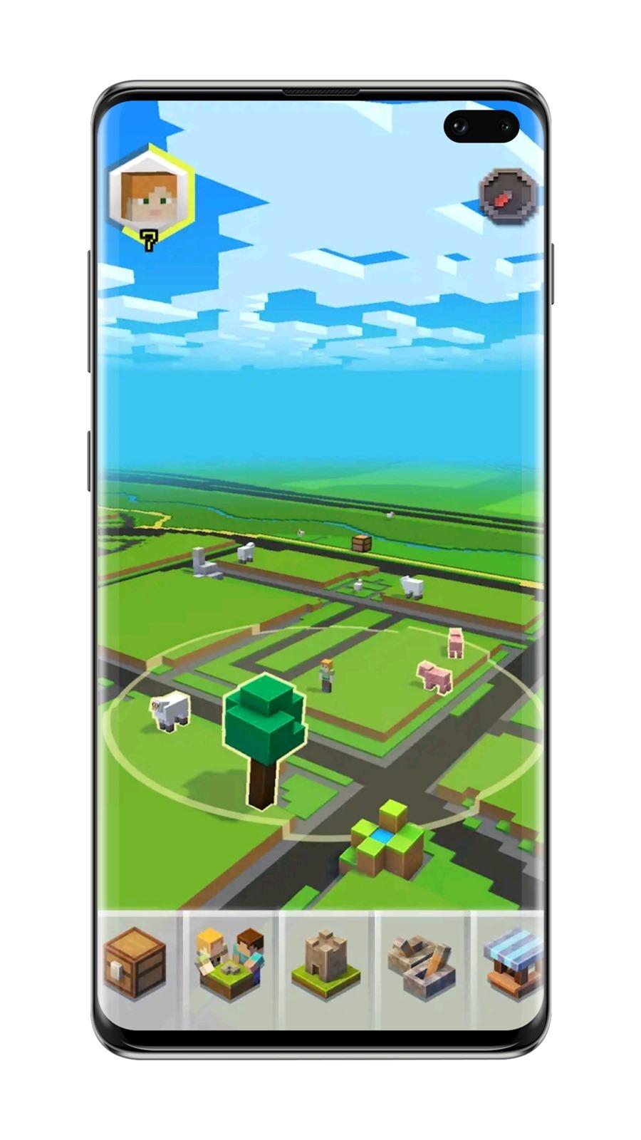 麥塊地球來啦! Minecraft Earth 這一次結合 AR 實境來了! @3C 達人廖阿輝